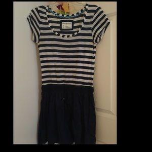 Navy Blue Aeropostale dress